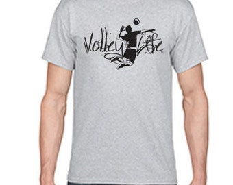 Men's Volley Life T-Shirt - FALL CLEARANCE!