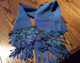 Wild and Wooly Scarf