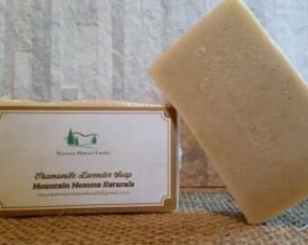 Chamomile Lavender Soap