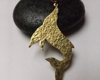Humpback Whale pendant