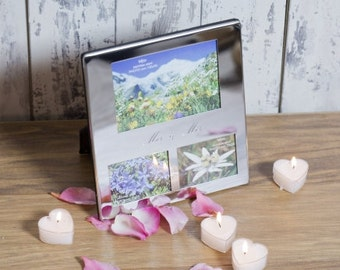 Mrs and Mrs Photo Frame