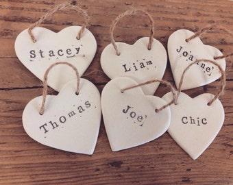 Wedding Place name / wedding Favours