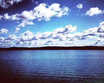 Charlevoix Clouds