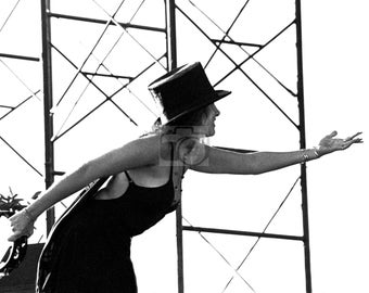 "Stevie Nicks ""Top Hat"""
