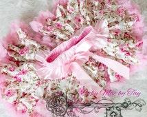 Rose Flower Pettiskirt, Tutu