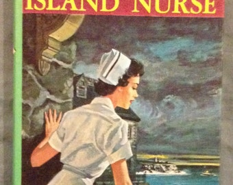 Cherry Ames Island Nurse by Helen Wells