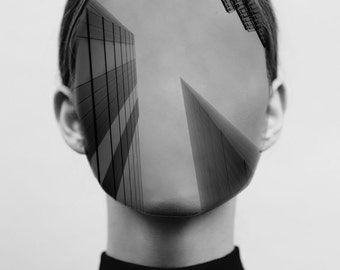 ARCHITECTURAL PORTRAIT - WOMAN 1