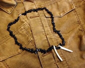 Eddie Vedder Pearl Jam 1991-92 replica necklace, Mookie Blaylock, 10, New! Handmade by Kiribeads