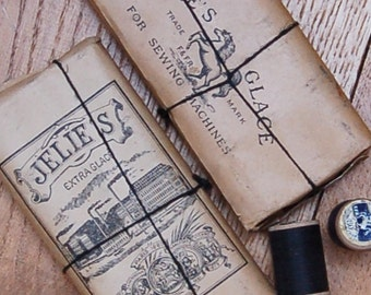 Bundles of French Vintage Thread