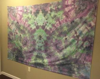 Large Alien Guy Tapestry