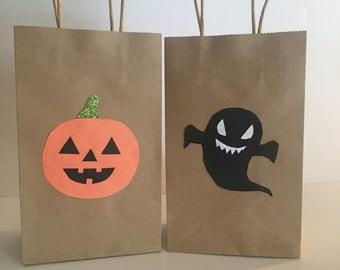Halloween Goodie Bags 12 pk