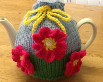 Flower Garden Tea Cosy