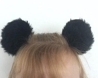 Mouse Clip On Ears