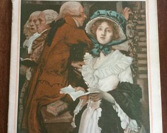 1902 The Ladies Home Journal Magazine