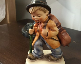 Goebel Boy with Cello, West Germany