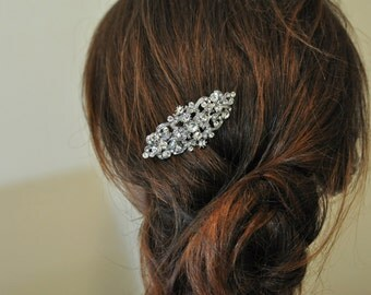 Elegant Vintage Style Bridal Hair Comb, Wedding Hair Comb, Bridal Hair Accessory