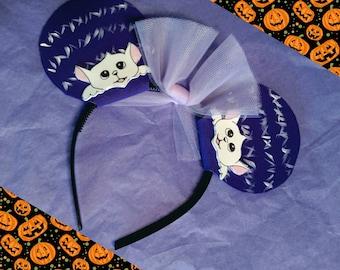 Purple Pygmy Puff Ears