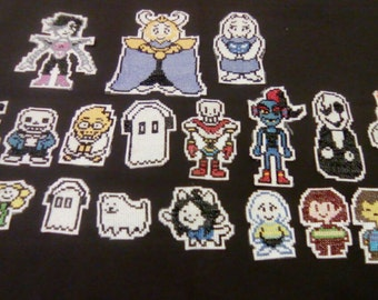 Undertale Character Patches