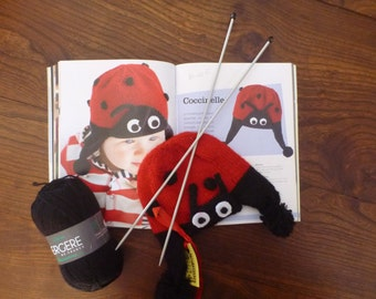 fun Ladybug Hat