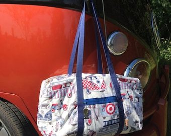 VW Campervan Holdall Bag