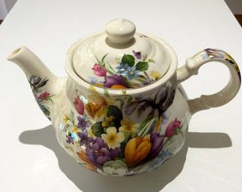 Vintage Sadler England teapot - EP0060