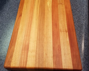 Edge Grain Cutting Board