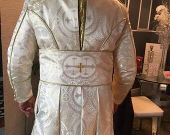 Fancy Clergy Robes by  Davisstar1