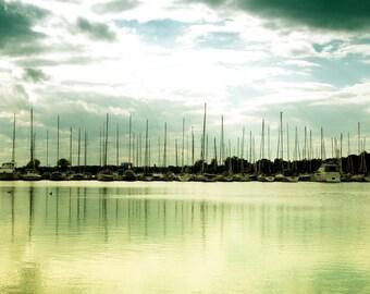 Green Sailing
