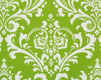 3-1/2 yards Premier Prints Carrie Ozborne Chartreuse