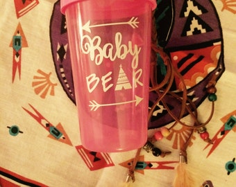 Baby Bear Sippy Cup