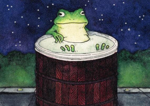 Frog Boil