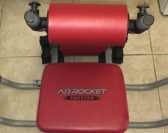 Ab Rocket Twister in like new condition