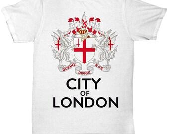 City Of London Crest - Domine Dirige Nos  V1