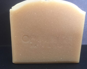 Goats MIlk Soap - Unscented / Cold Process