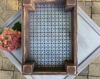 Vintage Inspired Dutch Tulip Crate
