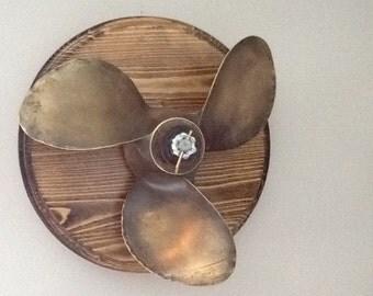 Wooden Propeller Etsy