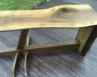 Nakashima inspired Walnut Table
