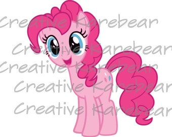 Pinkie Pie Svg Download
