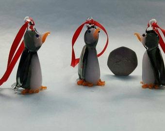 Penguin Tree Decoration