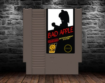 Bad Apple - Graphically-Impressive Music Video - NES