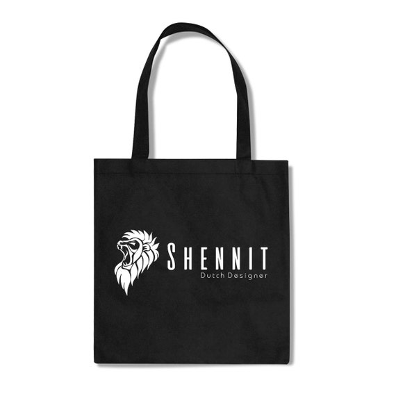 Shennit Dutch Designer Cotton Tote Bag