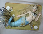 custom mermaid payment 1 of 2