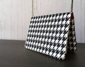 Card Wallet - Houndstooth