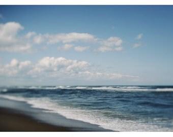 Fine Art Photograph - Beach Photography - Nature Photography - Oceanic - Beach Art - Fine Art Landscape Print - Oversized Print - Surf Art