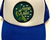 """Youth/Kids Trucker Hat- with """"Friend to Bugs""""..."""