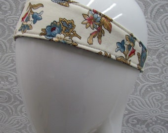 Headband    Reversible   Cotton   Headband for Women   