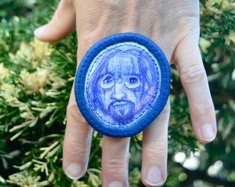 On Sale, Royal Blue Man ring