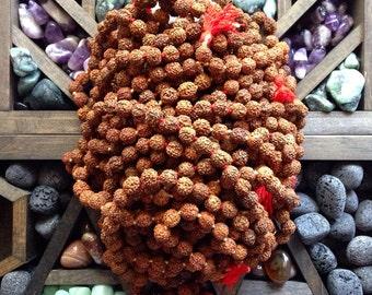Japamala- 108 beads, Rudraksha Mala