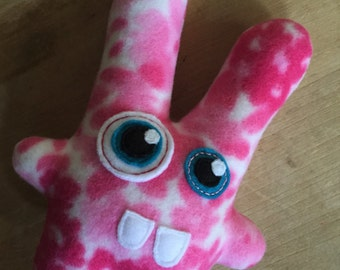 mini bunny monster- peony