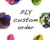 Custom MCN : Phlox and Coordinate